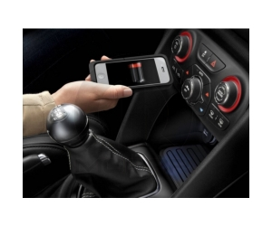 In-Vehicle Wireless Cell Phone Charger