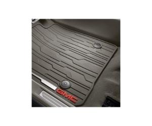 Front Premium All-Weather Floor Mats