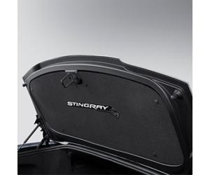 Decklid Liner With Stingray Logo