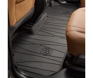 Second Row All-Weather Floor Mat