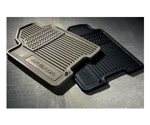Third Row All Season Floor Mats