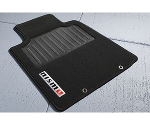 Nismo Carpeted Floor Mats