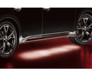 999F4 AX009 2012 2014 Nissan Maxima External Ground Lighting