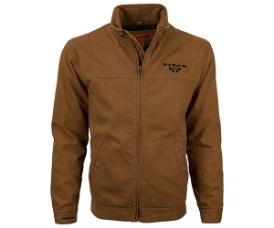 Titan Flannel Lined Large Work Jacket