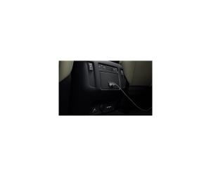 Rear Seat USB Charging Ports