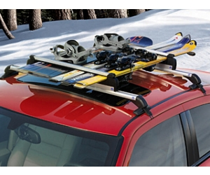 Thule Ski & Snowboard Carrier