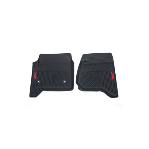 2015-2016 GMC Sierra 3500 Front Premium All Weather Floor
