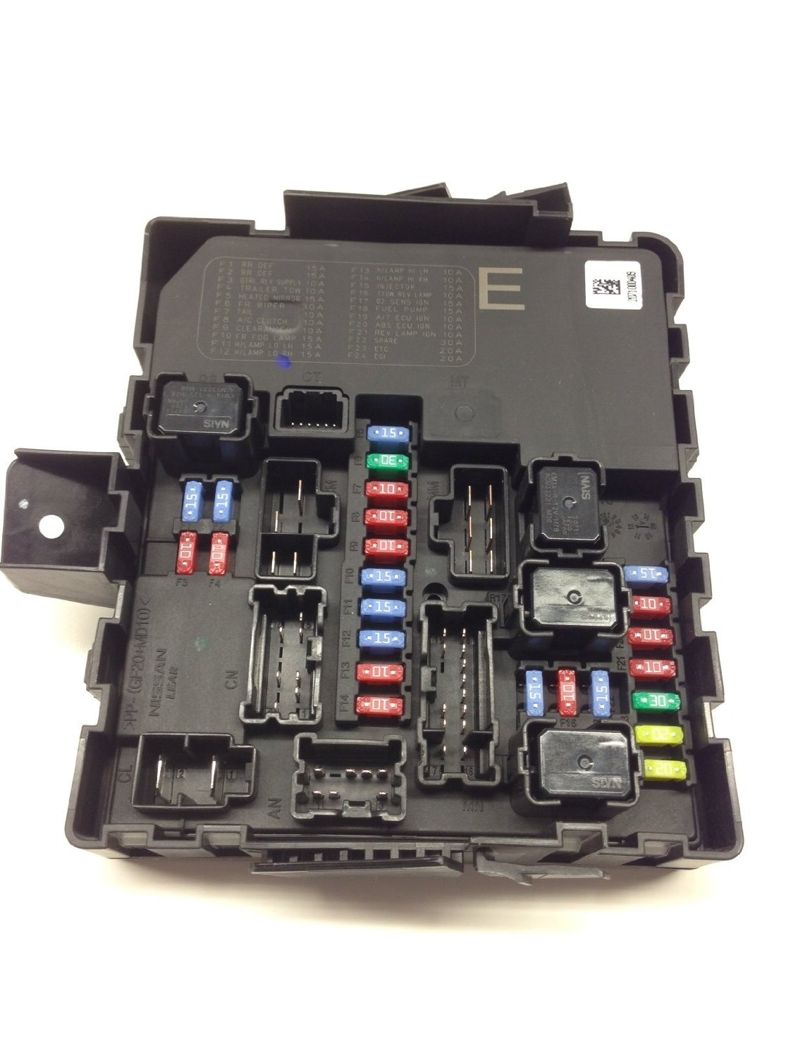 Nissan Pathfinder Ipdm Fuse Box Accessory For Jeep