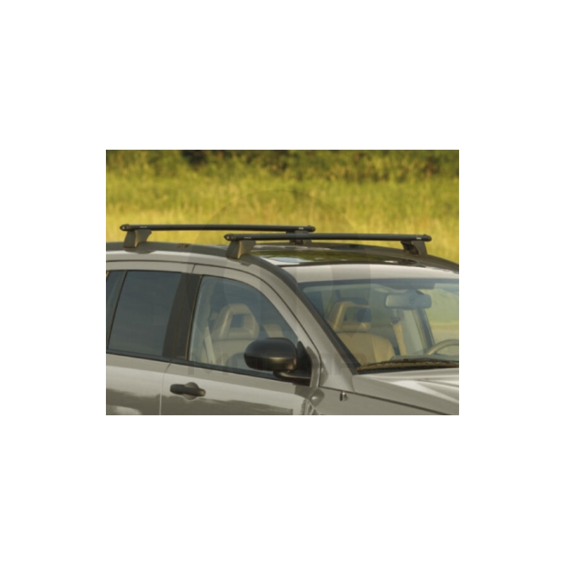 Superb Jeep Compass Roof Rack Cross Rails