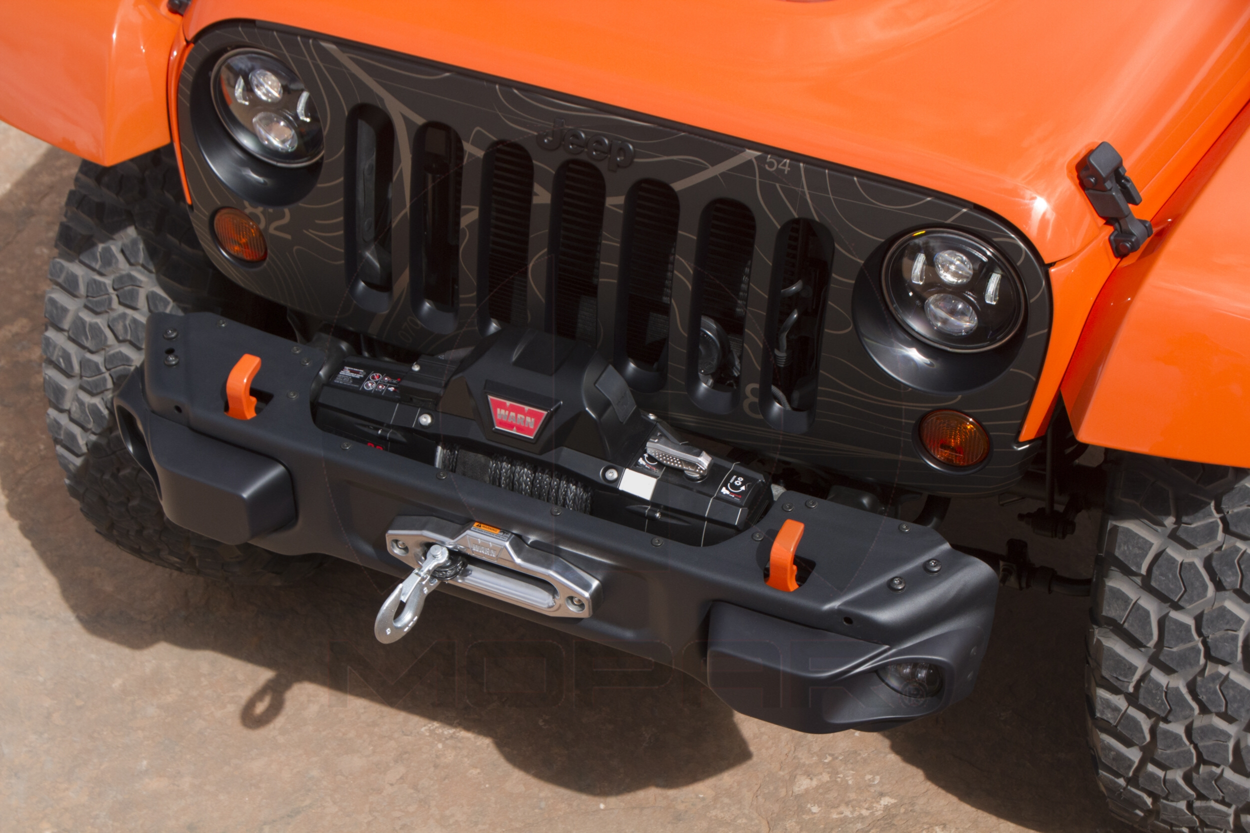 Jeep Wrangler Unlimited Front Bumper Diagram Rear Rock Winch Wiring 82214565ab 2007 2018 Rubicon X Or Hardrock Custom Bumpers Buick