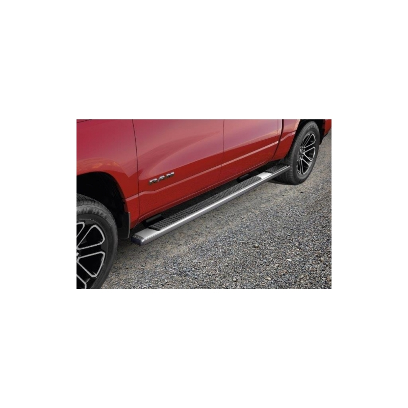 ram side wheel rails 1500 steel tubular stainless bed leeparts parts cab foot accessories