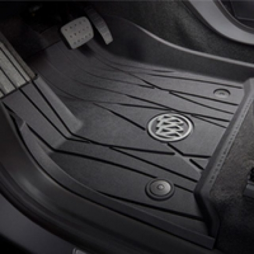84359483 2018 Buick Enclave Front Floor Liners