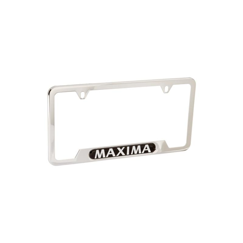 999MB-MV001 | 2016-2018 Nissan Maxima Maxima Logo Chrome License ...