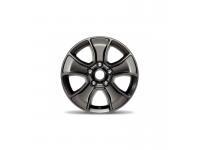 17 x 8.5 Jet Black Wheel