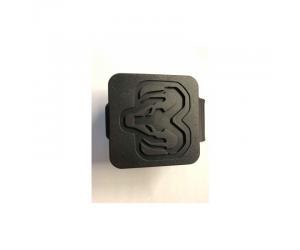 2 Inch Ram Logo Hitch Receiver Plug