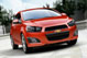 Chevrolet Sonic Parts and Accessories
