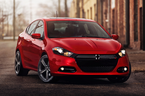 Dodge Dart Parts and Accessories